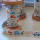 Shinzi Katoh Linen Tape: Driving (12mm) Design